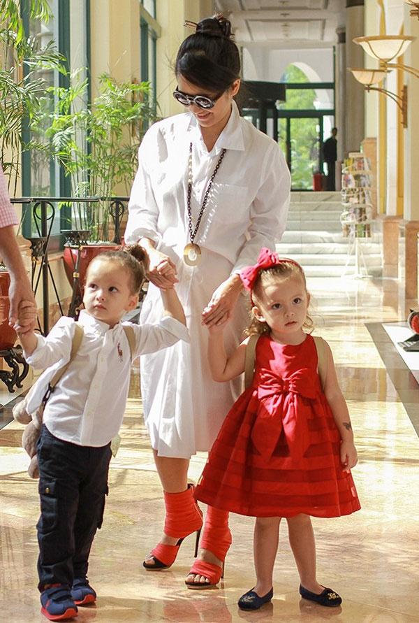 5 tiểu công chúa nhà sao Việt dự đoán sẽ thành mỹ nhân - 10