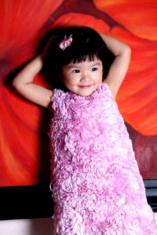 5 tiểu công chúa nhà sao Việt dự đoán sẽ thành mỹ nhân - 2