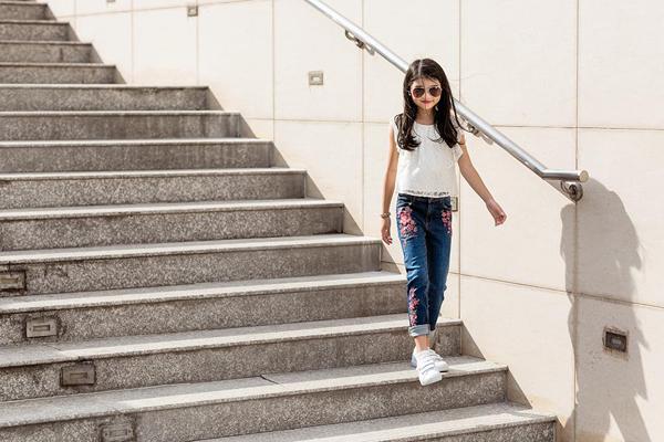 5 tiểu công chúa nhà sao Việt dự đoán sẽ thành mỹ nhân - 5