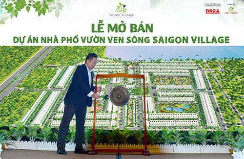 Nhà phố vườn SaiGon Village đón 450 cư dân đầu tiên - 2