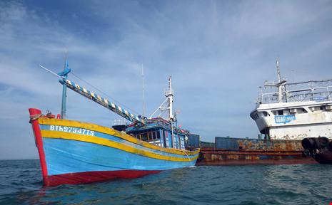 Làm rõ con tàu Trung Quốc bí ẩn trôi trên biển - 3