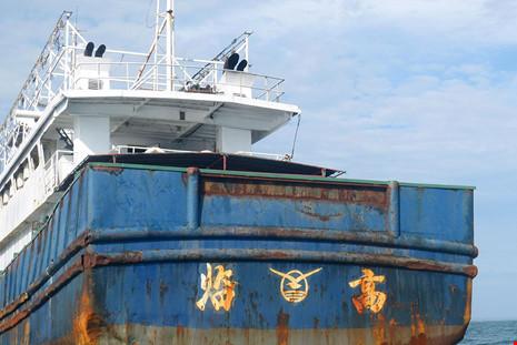 Làm rõ con tàu Trung Quốc bí ẩn trôi trên biển - 6