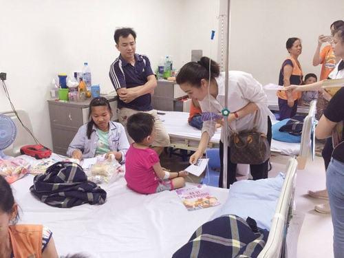 Bất ngờ với bà mẹ 2 con trẻ đẹp như gái 18 ở Hà Nội - 6