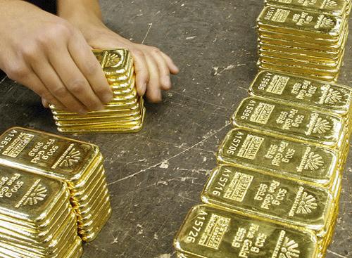 Giá vàng hôm nay 17/11: Đà tăng đã chững - 1