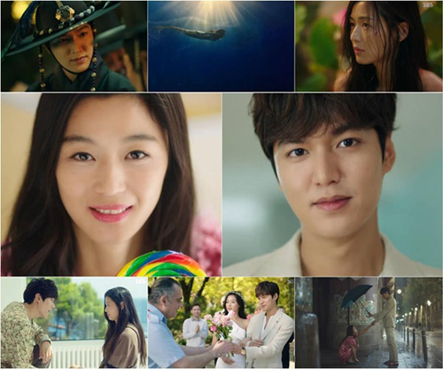 Vừa ra mắt, phim của Lee Min Ho đã vượt Hậu duệ mặt trời - 1
