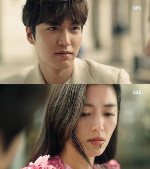 Vừa ra mắt, phim của Lee Min Ho đã vượt Hậu duệ mặt trời - 4