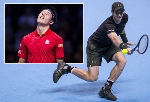 """Mãn nhãn: Murray chạy như """"bão"""" cứu nguy không tưởng - 1"""