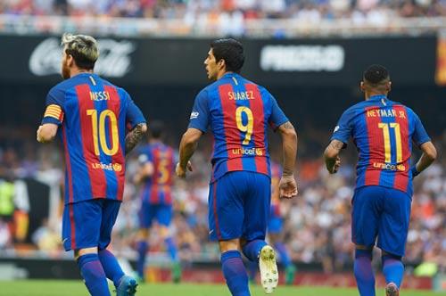 """Messi lương gấp đôi """"tỷ phú"""" Ronaldo: Barca lo sụp đổ - 2"""