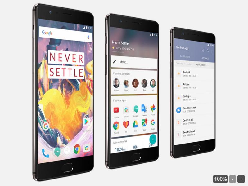 Điểm danh 7 ưu điểm của chiếc OnePlus 3T so với OnePlus 3 - 6