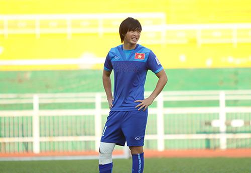 AFF Cup: Tuấn Anh có thể chia tay ĐTVN, trở lại Nhật Bản? - 1