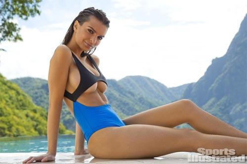 """""""Nữ hoàng bikini"""" thả dáng sexy giữa biển xanh - 7"""