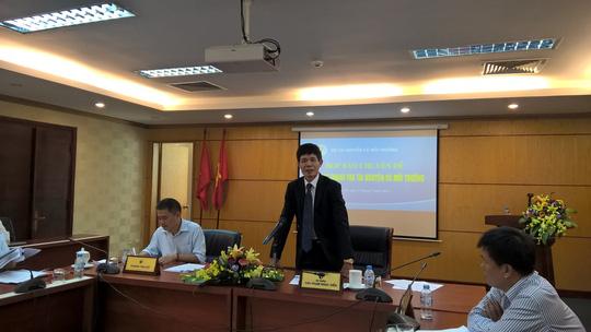 Vụ Formosa: Nguyên Bộ trưởng TN-MT sẵn sàng nhận kỷ luật - 1