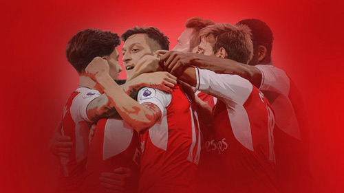 """Arsenal: Gặp Mourinho là """"Pháo tịt"""" - 1"""