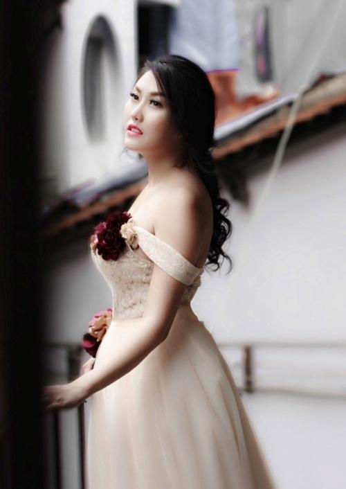 Vẻ đẹp phồn thực của Phi Thanh Vân sau sinh con - 7