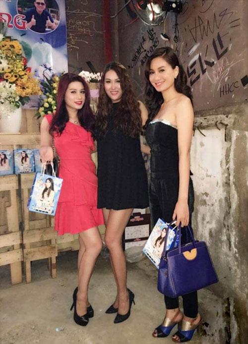 Vẻ đẹp phồn thực của Phi Thanh Vân sau sinh con - 9