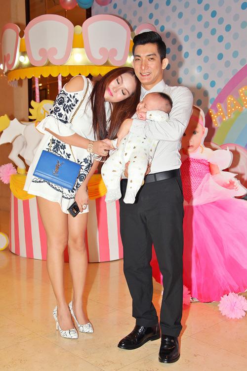Vẻ đẹp phồn thực của Phi Thanh Vân sau sinh con - 10