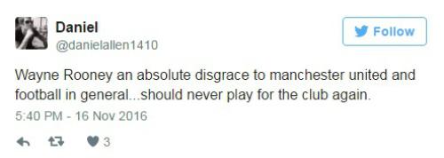 """Rooney chìm trong """"biển rượu"""", bị fan nhiếc móc thậm tệ - 2"""