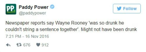 """Rooney chìm trong """"biển rượu"""", bị fan nhiếc móc thậm tệ - 5"""