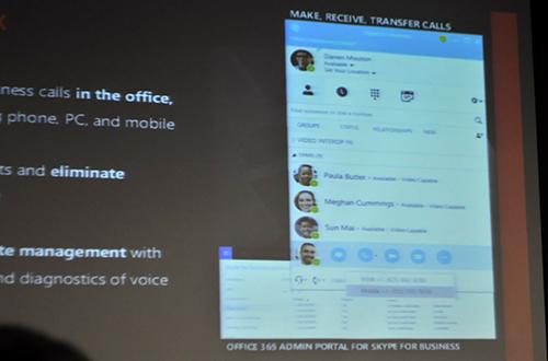 Hội thảo trực tuyến đa năng với Skype for Business - 1