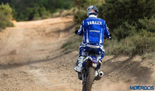 2017 Yamaha WR450F Rally không ngán đường nguy hiểm - 2