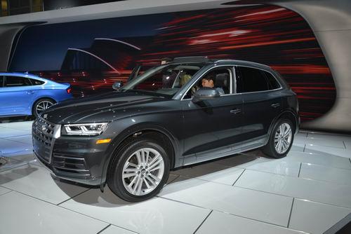 Audi Q5 thế hệ mới trình làng - 1