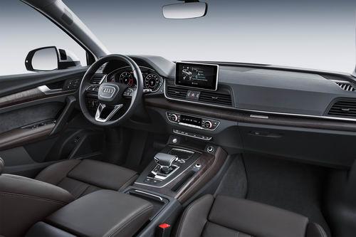 Audi Q5 thế hệ mới trình làng - 2