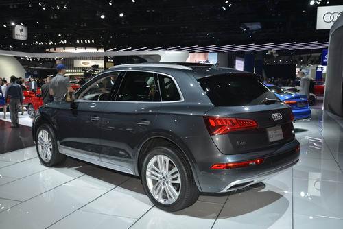 Audi Q5 thế hệ mới trình làng - 3