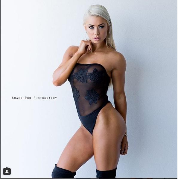 """Sắc vóc đẹp hơn """"hoạt hình 3D"""" của mỹ nữ Úc mê gym - 9"""