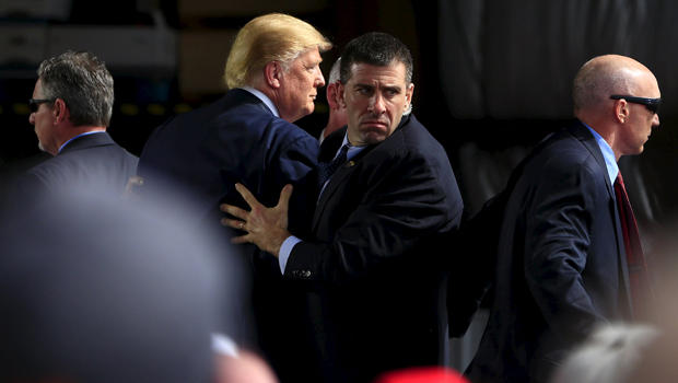 Trump kiếm bộn tiền từ mật vụ Mỹ theo cách chưa từng có - 2