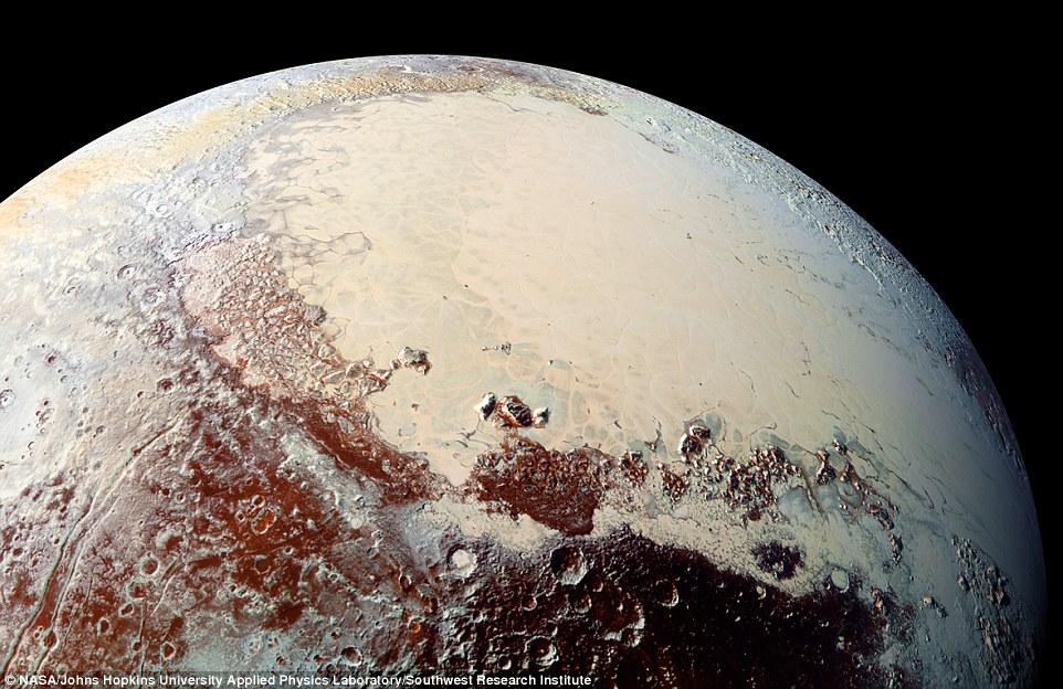 Có cả một đại dương dưới bề mặt Sao Diêm Vương? - 1