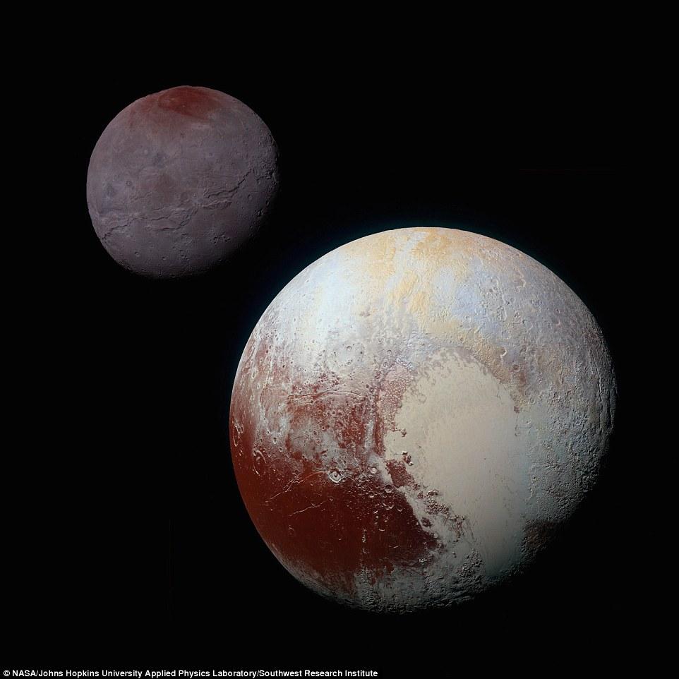 Có cả một đại dương dưới bề mặt Sao Diêm Vương? - 2