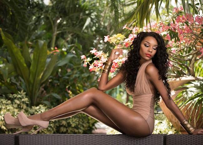 2. & nbsp;Ashley Hamilton: & nbsp;Là Hoa hậu Thế giới Bahamas 2016. & nbsp;