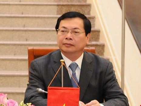 Chủ tịch nước có thể cảnh cáo ông Vũ Huy Hoàng - 1