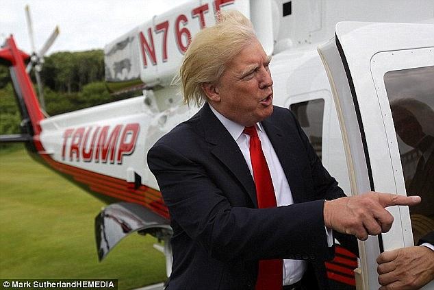 Trump hứa đổi kiểu tóc trứ danh khi trở thành tổng thống - 2