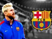 Bóng đá - Messi đòi Barca 800.000 bảng/tuần, Man City theo đuổi, MU bất lực