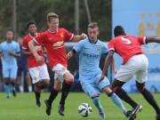 Bóng đá - Bẽ mặt: Lứa trẻ MU lần lượt thua Man City 0-5, 0-6 và 0-9