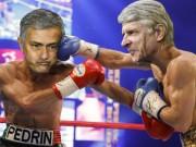 """Bóng đá - MU - Arsenal: Mourinho cẩn thận """"cả giận mất khôn"""""""