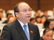 Tin tức trong ngày - Thủ tướng Nguyễn Xuân Phúc trực tiếp trả lời chất vấn