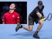 """Thể thao - Mãn nhãn: Murray chạy như """"bão"""" cứu nguy không tưởng"""