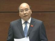 Tin tức trong ngày - Thủ tướng: Không lấy tiền thuế của dân để bù lỗ dự án