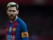 """Bóng đá - Messi lương gấp đôi """"tỷ phú"""" Ronaldo: Barca lo sụp đổ"""