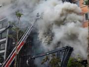 Tin tức trong ngày - Cháy quán karaoke 13 người chết: Hai Sở phải chịu trách nhiệm