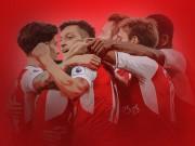 """Bóng đá - Arsenal: Gặp Mourinho là """"Pháo tịt"""""""