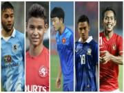 """Bóng đá - 5 sao đáng xem nhất AFF Cup: Xuân Trường đấu """"Messi Thái"""""""