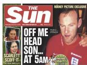 """Bóng đá - Rooney chìm trong """"biển rượu"""", bị fan nhiếc móc thậm tệ"""