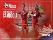 Bóng đá - Đối thủ của ĐT Việt Nam: Campuchia - Hành trình lột xác