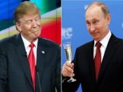 Lương của Trump, Putin, Tập Cận Bình: Ai cao hơn?