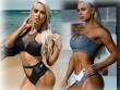 """Sắc vóc đẹp hơn """"hoạt hình 3D"""" của mỹ nữ Úc mê gym"""