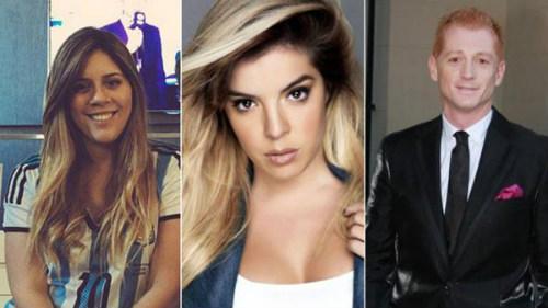 """Gia đình Messi & con gái Maradona """"tuyên chiến"""" nhà báo Argentina - 2"""