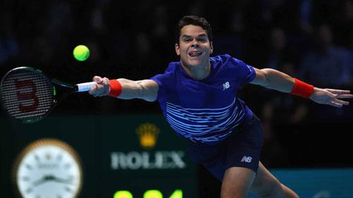 Raonic – Thiem: Bản lĩnh giành vé (ATP Finals) - 1